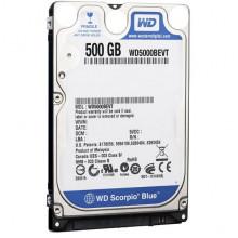 БУ Жесткий диск для ноутбука WD 500 Gb (2.5