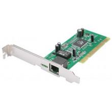Сетевая карта D-Link DGE-530T (PCI, 1xRJ-45, 10/100/1000 Мбит/с) Б/У