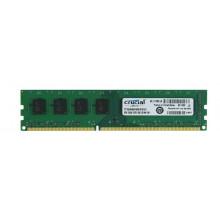 БУ Оперативная память Crucial (DIMM, DDR3, 8Gb, 1600MHz, CT102464BA160B.M16FED)