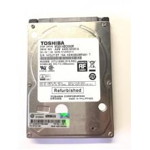 "БУ Жесткий диск для ноутбука Toshiba 500 Gb (2.5"", 8Mb, 5400 об/мин, 9.5 mm, SATA II, MQ01ABD050R)"