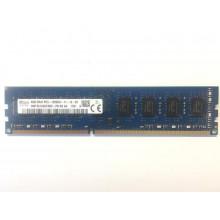 БУ Оперативная память SK hynix (DIMM, DDR3, 4Gb, 1600MHz, HMT351U6EFR8C-PB)