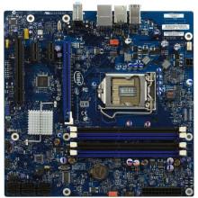 БУ Материнская плата Intel DP55WB, s1156, P55 , 4xDDR3, 6xSATA, VGA/ DVI/ HDMI, 1xPCI-e (DP55WB)