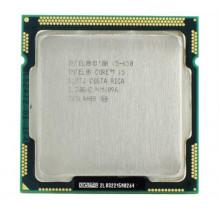 Процессор Intel Core i5-650 (S1156/2x3.20GHz/2.5GT/s/4MB/73 Вт/BX80616I5650) Б/У