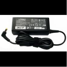 БУ Блок питания (зарядка) ACER 19V, 4.74A, 90W, 5.5*1.7мм, 3 holes, L-образный разъём, black (без ка