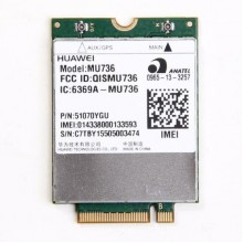 Модем 3G Huawei MU736 (M.2, 3G/HSPA+ NGFF, GPS, WCDMA) Б/У