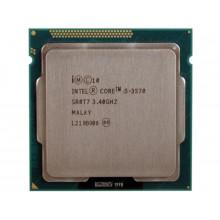 Процессор Intel Core i5-3570 (S1155/4x3.4GHz/5GT/s/6MB/77Вт/BX80637I53570) Б/У