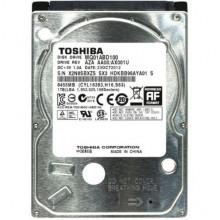 "БУ Жесткий диск для ноутбука Toshiba 1 TB (2.5"", 8Mb, 5400 об/мин, 9.5 mm, SATA II, MQ01ABD100)"
