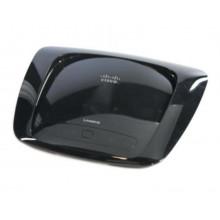 Маршрутизатор Wi-Fi Cisco Linksys WRT160N (2.4 ГГц, 1RJ45 x WAN, 4RJ45 x Ethernet 100 Мб/с, VPN) Б/У