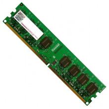 Оперативная память Transcend (DIMM, DDR2, 1Gb, 800MHz, JJM800QLU-1G) Б/У