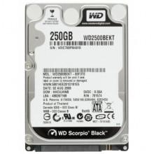 Жесткий диск для ноутбука WD 250 (2.5