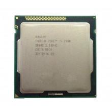 БУ Процессор Intel Core i5-2400 (S1155/4x3.1GHz/5GT/s/6MB/95 Вт/BX80623I52400)