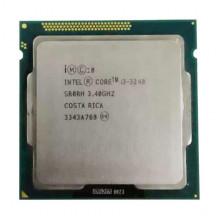 Процессор Intel Core i3-3240 (S1155/4x3.4GHz/5GT/s/6MB/95 Вт/BX80637I33240) Б/У