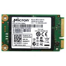 SSD накопитель Micron M510 256GB (mSATA, MTFDDAT256MAZ) Б/У