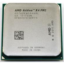 Процессор AMD Athlon II X4 760K (FM2/4x3.8GHz/32нм/100 Вт/AD760KW0A44HL) Б/У