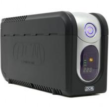 Источник бесперебойного питания (ИБП)  Powercom IMD-625AP LCD 625VA (IMD-625AP) Б/У
