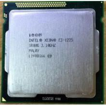 БУ Процессор Intel Xeon E3-1225 (S1155/4x3.1GHz/5GT/s/8MB/80Вт/BX80623E31225)