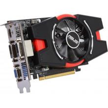 Видеокарта Asus PCI-Ex GeForce GT 640 2GB, GDDR3, 128-bit, VGA/ 2xDVI/ HDMI (GT640-2GD3) БУ