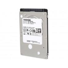 """БУ Жесткий диск 500 ГБ Toshiba (2.5"""", 5400 об/мин, 8 МБ, SATAII, MQ01ABF050)"""