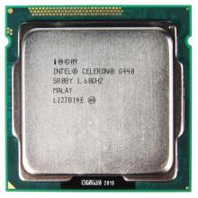 Процессор Intel Celeron G440 (S1155/1x1.6GHz/5GT/s/2MB/65 Вт/BX80623G440) Б/У