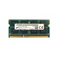 Оперативная память Micron (SO-DIMM, DDR3L, 8Gb, 1600MHz, MT16KTF1G64HZ-1G6N1) Б/У