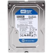 "БУ Жесткий диск 500 ГБ Western Digital (3.5"", 7200 об/мин, 16 МБ, SATAIII, WD5000AAKX)"