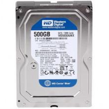Жесткий диск Western Digital Blue 500GB (3.5
