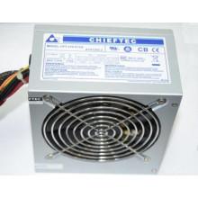 Блок питания 370W Chieftec CFT-370-N12S (20+4pin, 1x120мм) Б/У