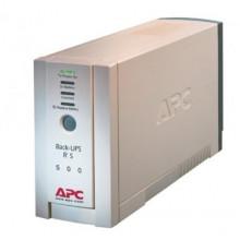 Источник бесперебойного питания (ИБП) APC Back-UPS CS 500VA (BR500I) Б/У