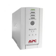 Источник бесперебойного питания (ИБП) APC Back-UPS CS 650VA (BK650EI) Б/У