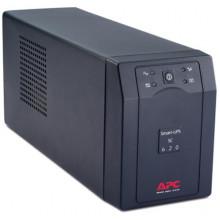 Источник бесперебойного питания (ИБП) APC Back-UPS SC 620VA (SC620I) Б/У
