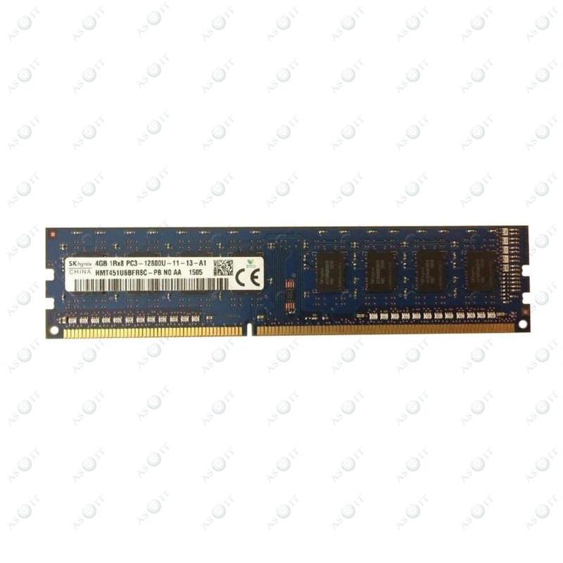 Оперативная память SK hynix (DIMM, DDR3, 4Gb, 1600MHz, HMT451U6BFR8C-PB) Б/У