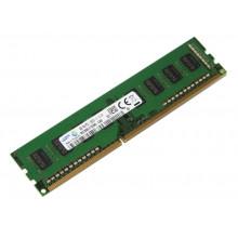 БУ Оперативная память 4 ГБ, DDR3, Samsung (для настольных ПК, 1600 МГц, 1.5 В, CL11, M378B5173DB0-CK