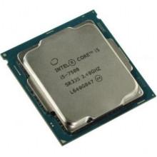 БУ Процессор Intel Core i5-7500 (S1151/4x3.4GHz/8GT/s/6MB/65 Вт/BX80677I57500)