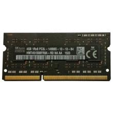 Оперативная память SK hynix (SO-DIMM, DDR3, 4Gb, 1866MHz, HMT451S6BFR8A-RD) Б/У