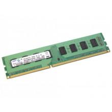 Оперативная память Samsung (DIMM, DDR3, 2Gb, 1333 MHz, M378B5673FH0-CH9) Б/У