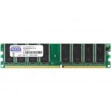 Оперативная память GOODRAM  (DIMM, DDR, 1Gb, 400MHz, GR400D64L3/1G) Б/У