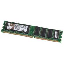 Оперативная память Kingston (DIMM, DDR, 512 MB, 400MHz, KVR400X64C3A/512) Б/У