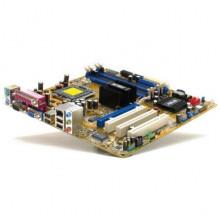 БУ Материнская плата Asus P5GV-MX (s775, Intel 915GV, 4xDDR, 4xSATA, 1xPCI-Ex16)