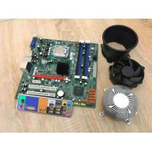 Материнская плата Acer G45T/G43T-AM3 (s775, 4xDDR3, 6xSATA, Intel G45, 1xPCI-Ex16, 2xPCI, mATX) Б/У