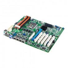 БУ Материнская плата для сервера ASUS P8B-C/4L (s1155, 4xDDR3 (32Gb max), 6xSATAII, 4 lan, VGA, ATX