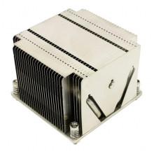 БУ Радиатор для процессора 2U Supermicro SNK-P0048P, s2011, 90х90x64мм