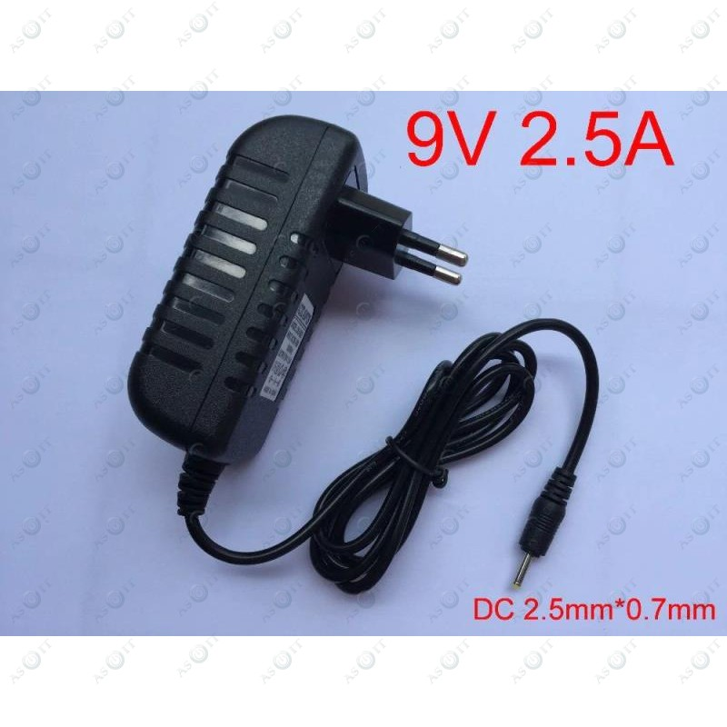 БУ Блок питания для планшета 22W 9V 2.5A (2.5x0.7mm)