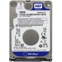 "БУ Жесткий диск 500 ГБ Western Digital (2.5"", 5400 об/мин, 16 МБ, SATAIII, WD5000LPCX)"