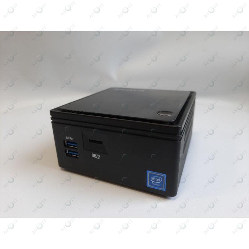 БУ Неттоп Gigabyte BRIX (GB-BACE-3160) Celeron Quad J3160 (2.24Ghz) 4Gb DDR3, Intel HD, 120Gb SSD