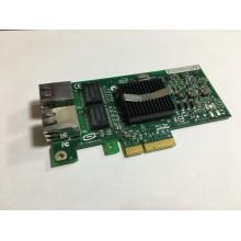 БУ Серверная сетевая карта INTEL PRO/1000 PT EXPI9402PTBLK (PCI-e x4, 2xRJ-45, 10/100/1000 Мб/с)
