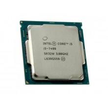 БУ Процессор Intel Core i5-7400 (S1151/4x3.0GHz/8GT/s/6MB/65 Вт/BX80677I57400)