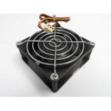 БУ Вентилятор для корпуса Y.S.TECH FD128032HB, 80х80х32мм (12v 0.37a 3pin)