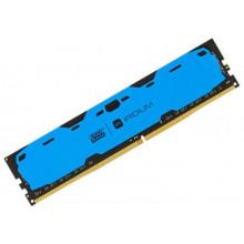 БУ Оперативная память 4 ГБ, DDR4, Goodram IRDM Blue (для настольных ПК, 2400 МГц, 1.2 В, CL15)