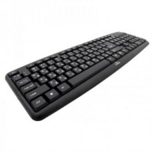 Клавиатура проводная Esperanza TKR101 (USB) black